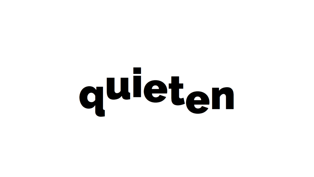 quieten by babel
